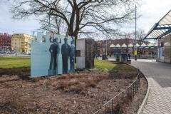 Památník Emila Kolbena - stavební připravenost
