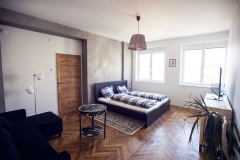 Sokolovská - rekonstrukce bytu