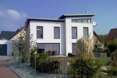 RD Spolková republika Německo - založení stavby, hrubá stavba a dodávka střechy